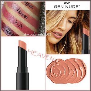 Bareminerals GEN NUDE Radiant Lipstick 💕HEAVEN